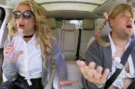 "Britney Spears: Carpool Karaoke Was ""Awkward"""
