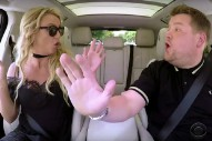 Britney Spears Does Carpool Karaoke With James Corden & It's Fantastic: Watch