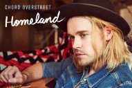 "Chord Overstreet's ""Homeland"": Listen To The Major Label Debut Single From The 'Glee' Star"