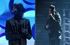 The Weeknd Is Working With Daft Punk