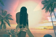 "Watch D∆WN's Dizzying Animated Video For ""Cali Sun"""