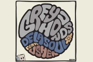 "De La Soul Drop Usher Collab ""Greyhounds"": Listen To The Beautiful, Sprawling Track"