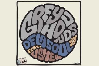 "De La Soul Drop Usher Collab ""Greyhounds"": Listen To The Beautiful, Sprawling Track"