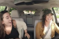 Watch Demi Lovato Drive Her Unwitting Fans Around Town