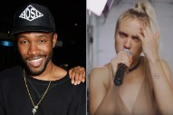 "Frank Ocean's ""Lost"" Covered By MØ: Watch"