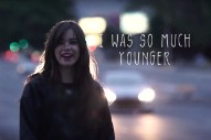 """Hailee Steinfeld Releases Adorable """"Starving"""" Lyric Video: Watch"""