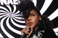 "Janelle Monae Teases Jackson 5-Sampling ""Hum Along And Dance (Gotta Get Down)"": Listen"
