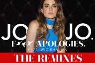 """JoJo's """"F**k Apologies"""" Gets A Dreamy Hellberg Remix: Premiere"""