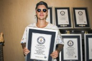 Justin Bieber Lands 8 Guinness World Records For A Bunch Of Records He Already Held
