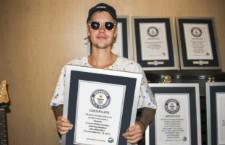 Justin Bieber Lands 8 Guinness World Records