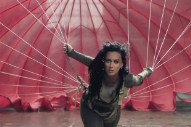 "Katy Perry Takes Flight In Epic ""Rise"" Video"
