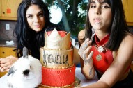 EDM Duo Krewella Poses For Playboy: See The Non-Nude Shoot