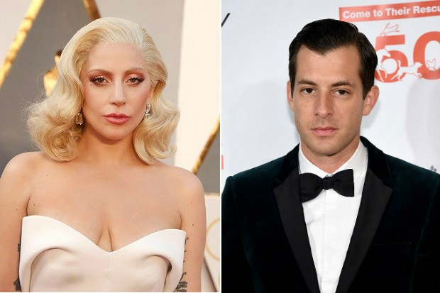lady gaga mark ronson