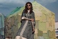 "M.I.A. Releases Blaqstarr-Produced Version Of ""Bird Song"": Listen"