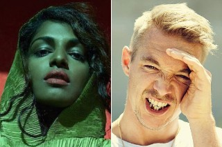 "M.I.A.: Interscope Won't Release Diplo Version Of ""Bird Song"""