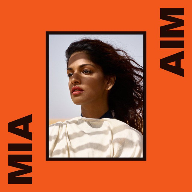 Image result for mia aim green album art