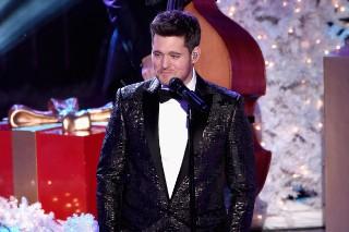"Michael Buble Announces ""Nobody But Me"" Single Off His Upcoming Album"