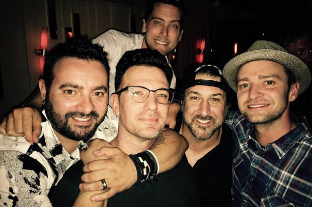 nsync-justin-timberlake-jc-chasez-lance-bass-joey-fatone-chris-kirkpatrick-birthday-party-2016