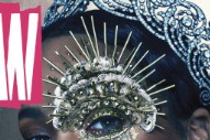 Rihanna Looks Furiosa In 'W' Cover Spread