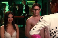 "Listen To ""Time Warp"" From Fox's 'Rocky Horror Picture Show' Remake"