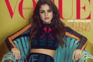 Selena Gomez Covers 'Vogue' Australia