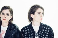 "Tegan And Sara Release Wistful New Song ""Fade Out"": Listen"