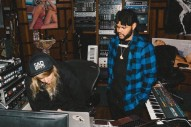 "The Weeknd Teams Up With Cashmere Cat & Francis And The Lights For ""Wild Love"""