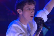 "Watch Troye Sivan's Magical Performance Of ""Wild"" On 'Seth Meyers'"