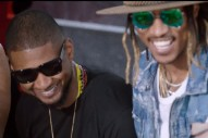 "Usher And Future Party It Up In Atlanta In ""Rivals"" Video: Watch"
