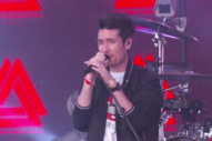 "Watch Bastille's Dreamy Performance Of ""Good Grief"" On 'Jimmy Kimmel Live'"