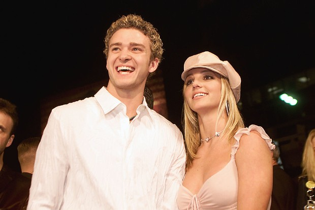 justin timberlake britney spears Crossroads Premiere 2002