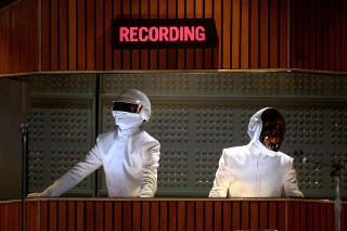 Are Daft Punk Heading On Tour Next Year?