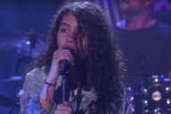 "Alessia Cara Gives A Powerful Performance Of ""Scars To Your Beautiful"" On 'Ellen': Watch"