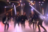 "Backstreet Boys Perform ""Everybody (Backstreet's Back)"" With James Corden: Watch"