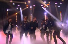 Backstreet Boys Perform With James Corden