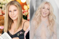 Barbra Streisand Tops Album Chart, Britney Spears Settles For #3 Debut With 'Glory'