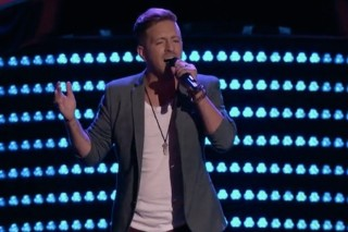 'The Voice': Grammy Nominee Billy Gilman Auditions With An Adele Hit