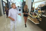 Britney Spears Hits The Mall In 'Ellen' Season Teaser: Watch