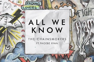 "The Chainsmokers & Phoebe Ryan's ""All We Know"" Is Another ""Closer"""
