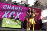 "Charli XCX & Tinashe Perform ""Drop That Kitty"" Instead Of A ""Superlove"" Mashup: Watch"