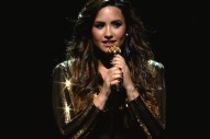 """Demi Lovato's """"Body Say"""" Gets A Belated Live Video"""