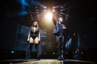 Demi Lovato & Nick Jonas Wind Up Their 'Future Now Tour' In LA