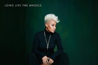 Emeli Sande Reveals 'Long Live The Angels' Standard & Deluxe Album Covers