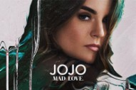 JoJo Reveals The Cover Of 'Mad Love'
