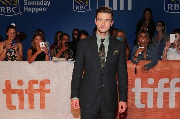 Justin Timberlake TIFF
