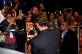 Justin Timberlake Just Sent This *NSYNC Doll's Value Skyrocketing At The Toronto International Film Festival