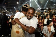 Kanye West Joins Chance The Rapper On Stage During Magnificent Coloring Day Festival: Watch