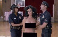 Watch Katy Perry Get Nude & Attempt To Vote