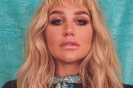 Kesha Working On New Song With Mystery Grammy Winner