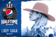 Lady Gaga Confirms 2017 Super Bowl Halftime Show